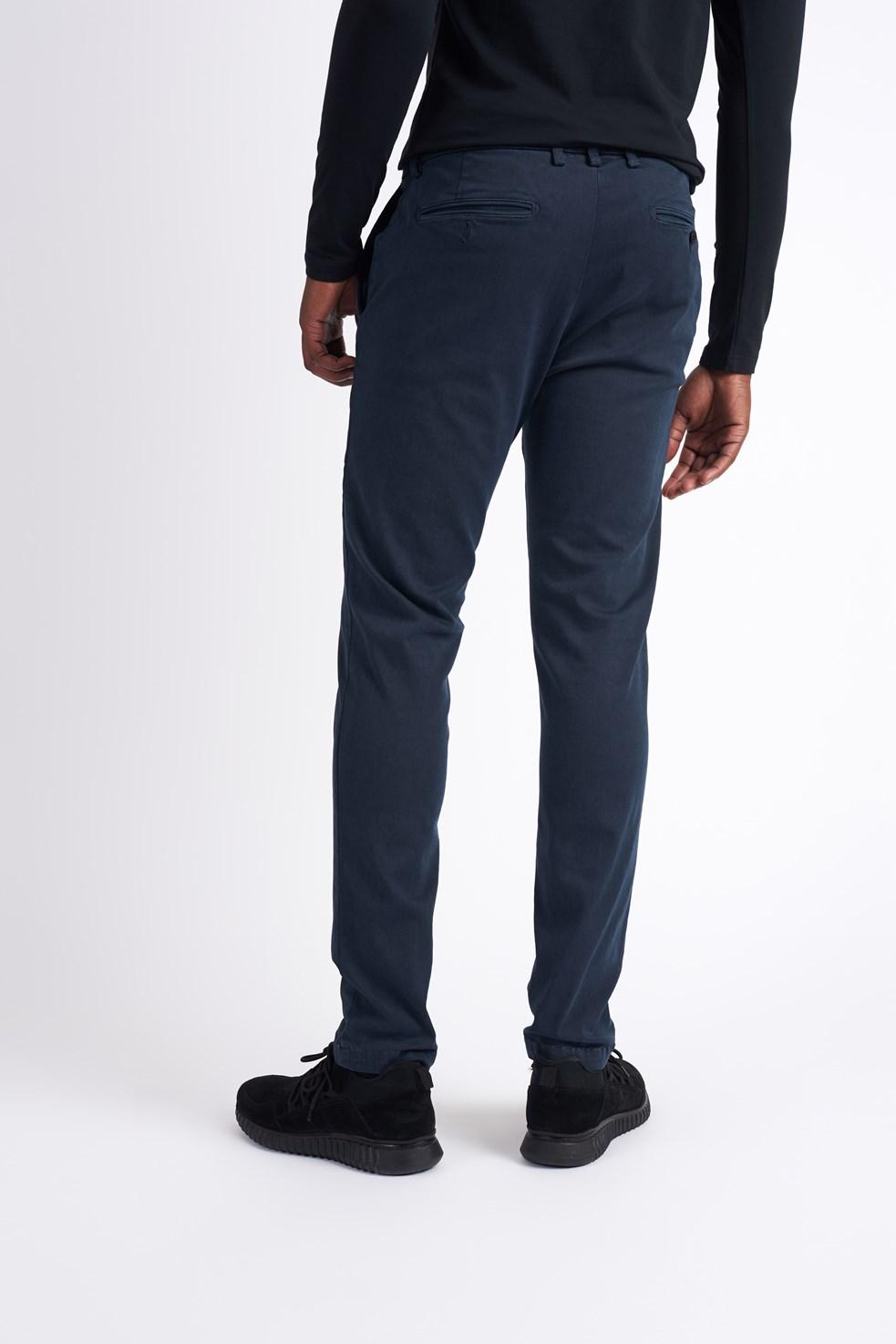 Temperament Schuhe harmonische Farben neueste trends Replay Chino Hyperflex Zeumar 197 Blue - MQ