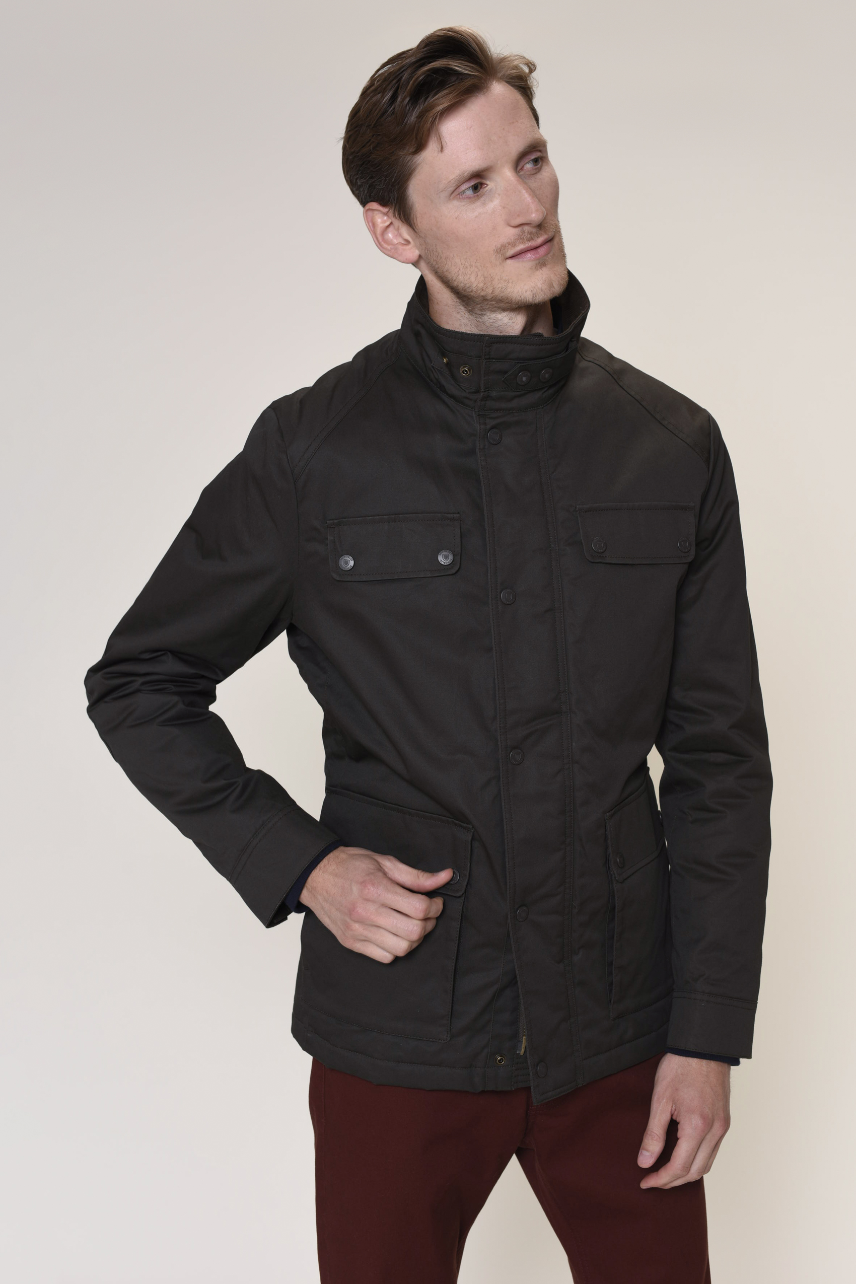 Charles field jacket